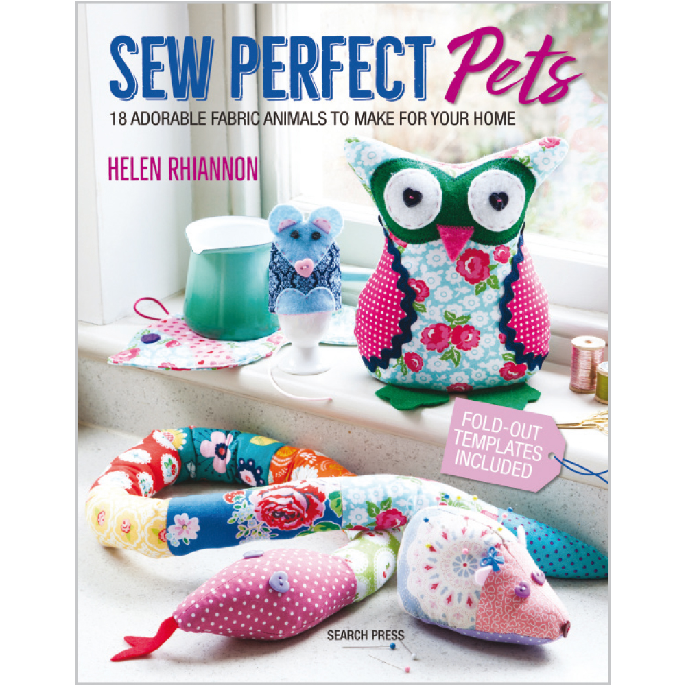 Sew Perfect Pets Book